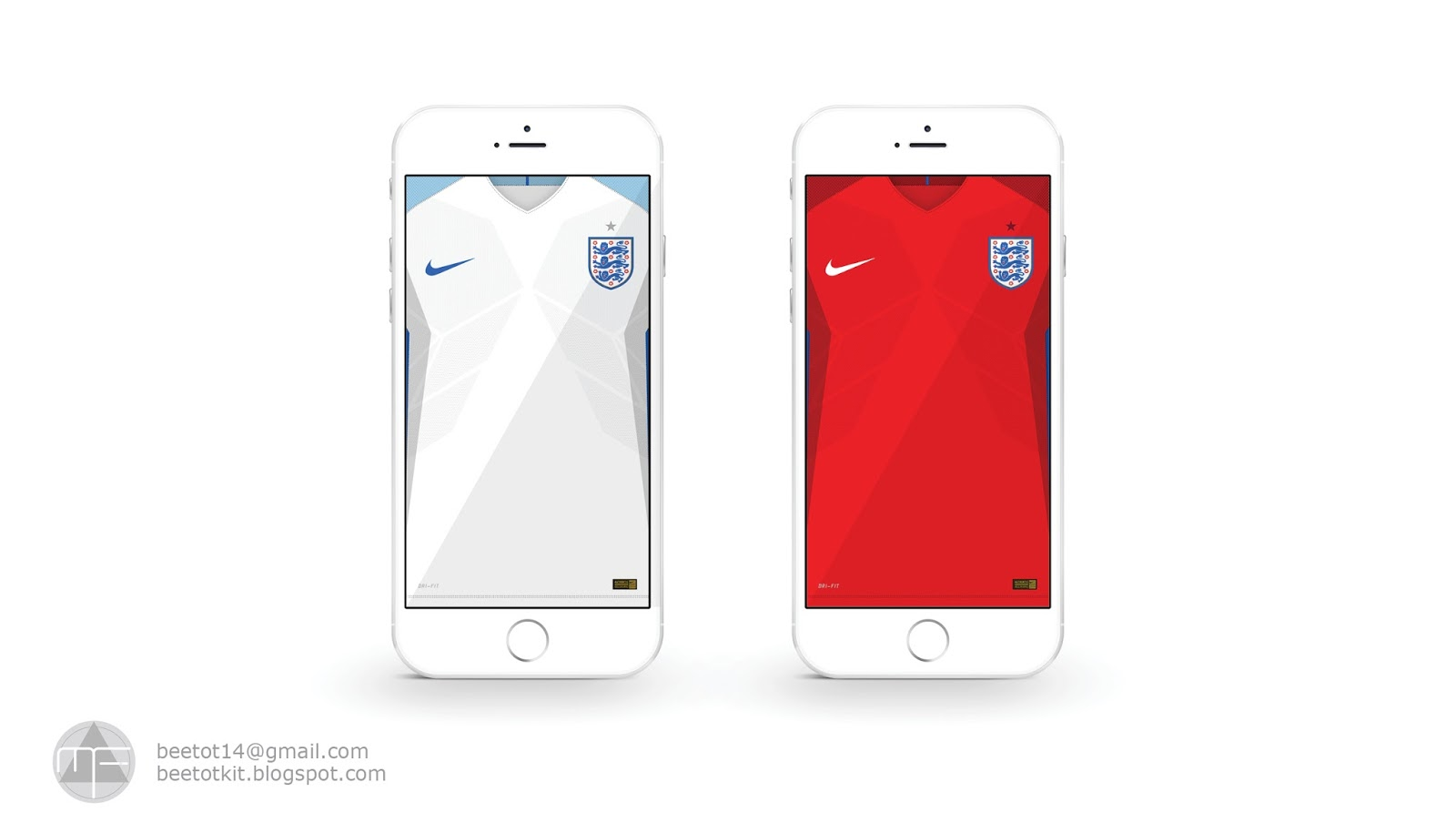 Beetot Kit England Kit Euro 2016 Iphone 6 Wallpaper