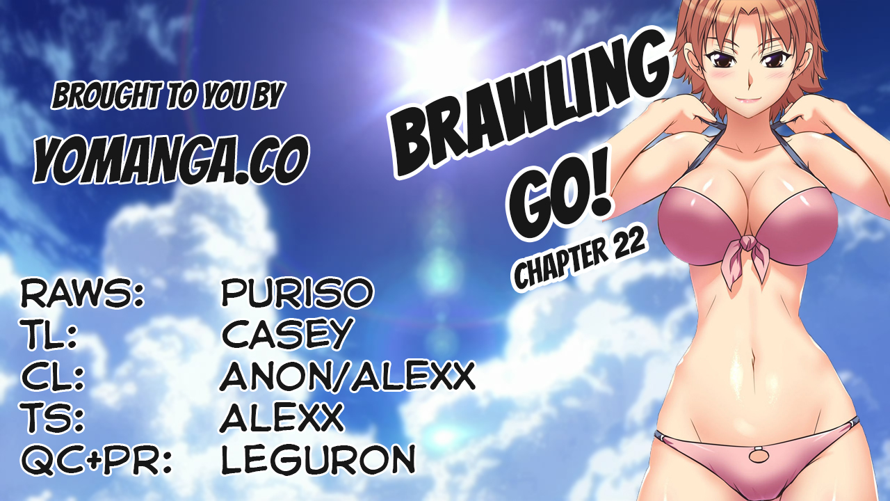 Brawling Go - Chapter 23