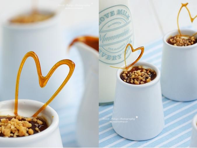 joghurt selber machen rezept f r karamell krokant joghurt nicest things. Black Bedroom Furniture Sets. Home Design Ideas