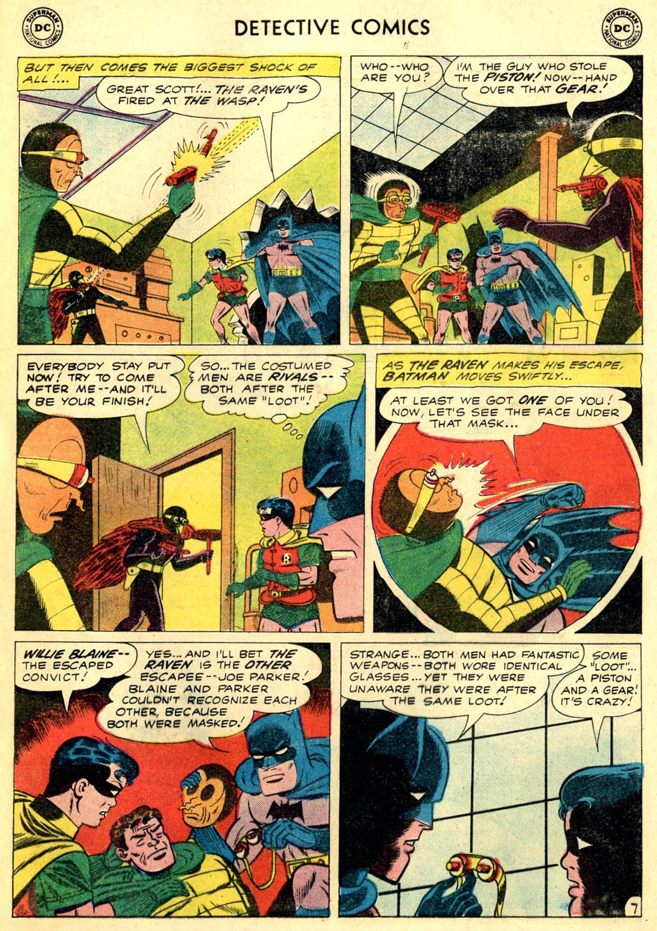 Detective Comics (1937) 287 Page 8