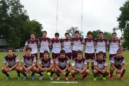 Seleccionado Juvenil M18 de la Unión de Rugby de Salta