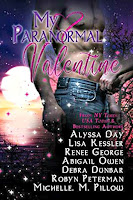 My Paranormal Valentine anthology