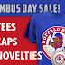 Bisons offer up to 30 percent off with Columbus Day Sale