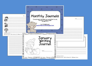 https://www.teacherspayteachers.com/Product/Monthly-Journals-Covers-and-Pages-233008
