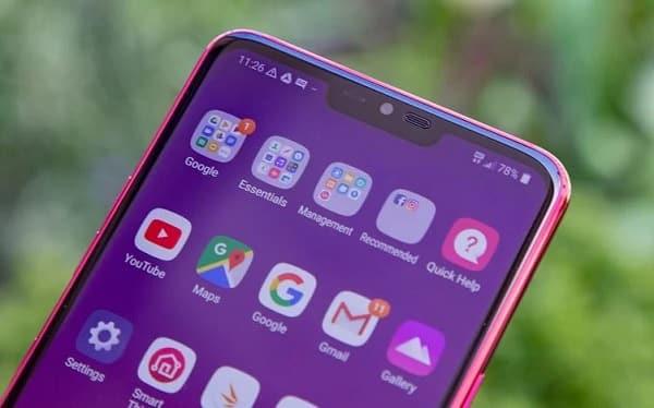 مواصفات هاتف LG G7 ThinQ + موعد الأنطلاق الرسمي