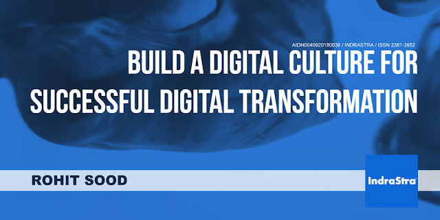 Build a Digital Culture for Successful Digital Transformation
