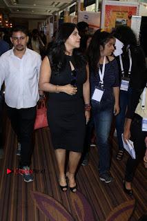 Ekta Kapoor Anurag Kashyap & Ramesh SippyAt at FICCI FRAMES 2017  0036.JPG