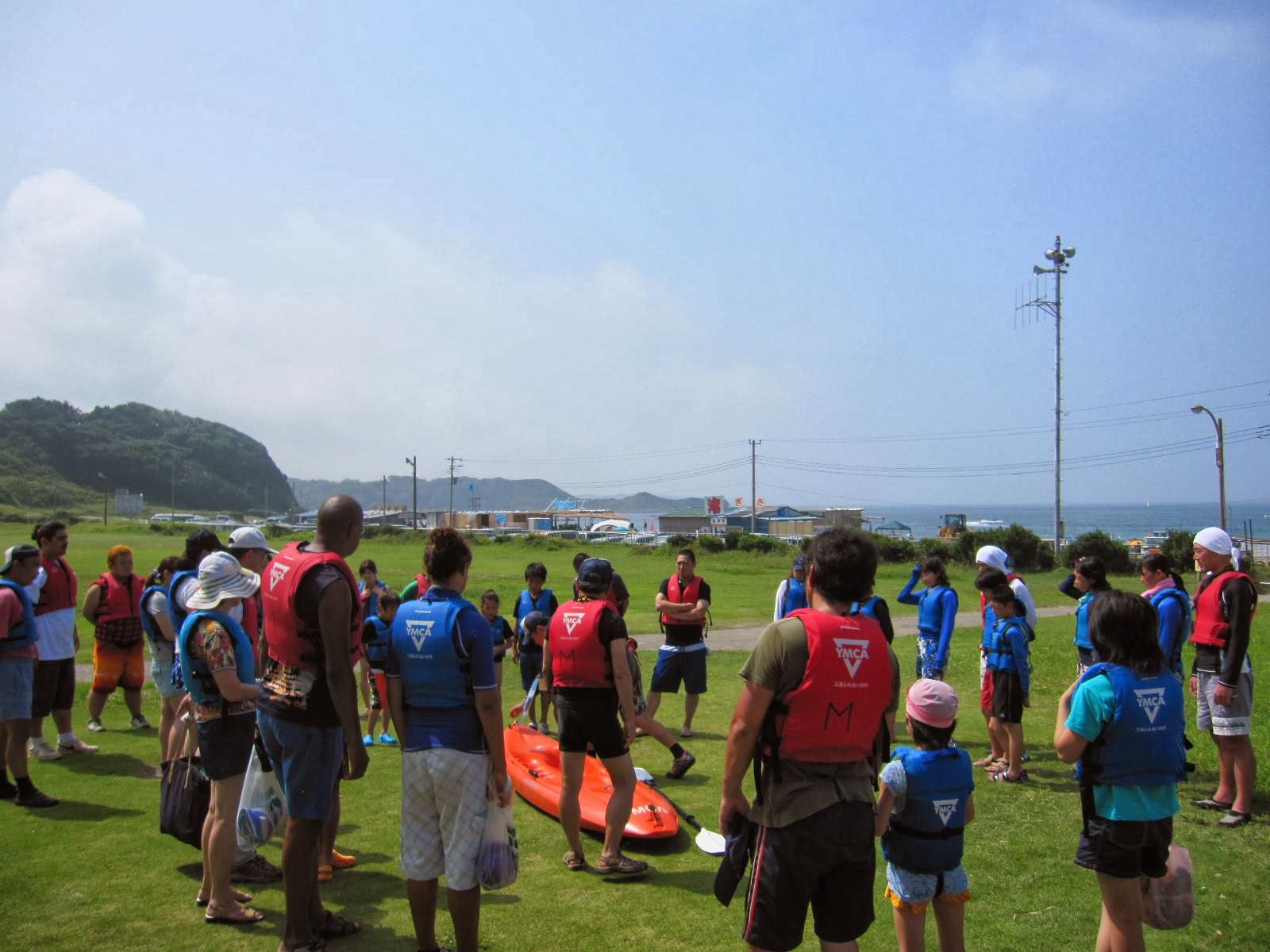 ICCPJ (International Camp Counselor Program in Japan) 國際夏令營志工計畫 - 日本營隊志工