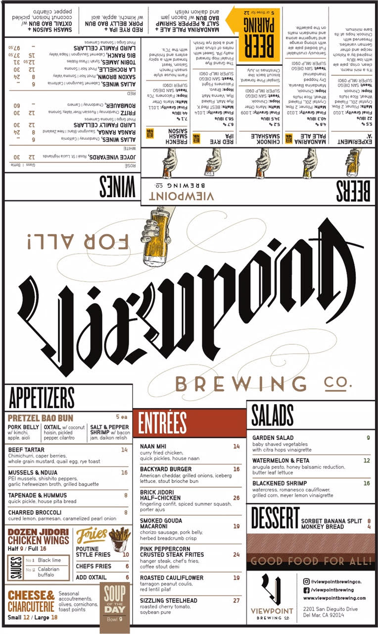 SanDiegoVille: Del Mar\'s First Brewery Restaurant Opening Soon ...