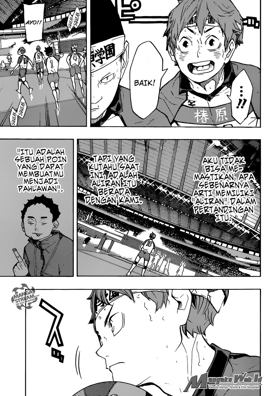 Haikyuu Chapter 240-14