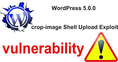 WordPress 5 0 0 crop-image Shell Upload Exploit ~ Secret Hacker