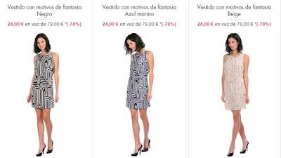 vestidos 24 Belle Parisienne