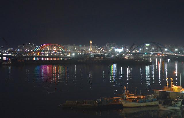 Велопоход вдоль Восточного (Японского) моря Южной Кореи