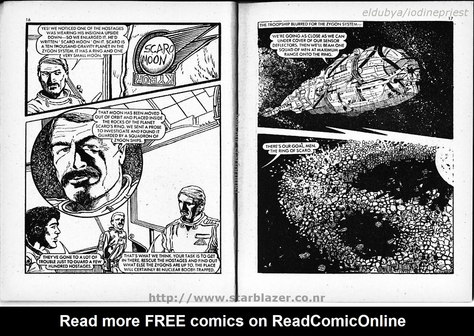 Starblazer issue 70 - Page 10