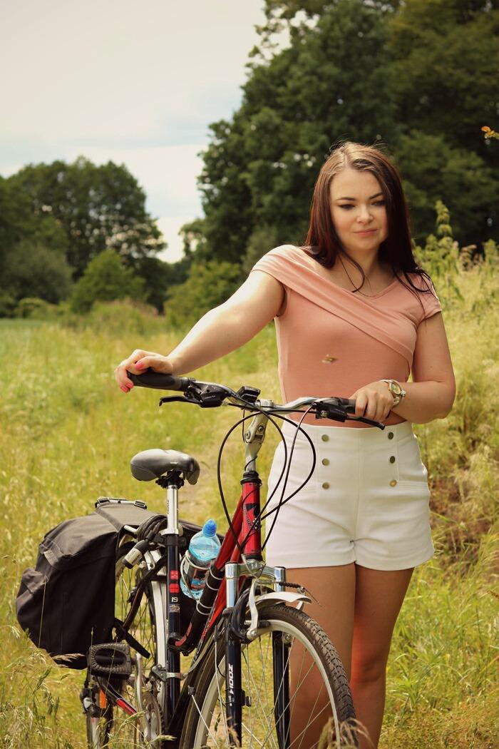 Stylizacja na rower