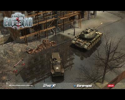 Desktop Wallpapers: Codename Panzers Cold War