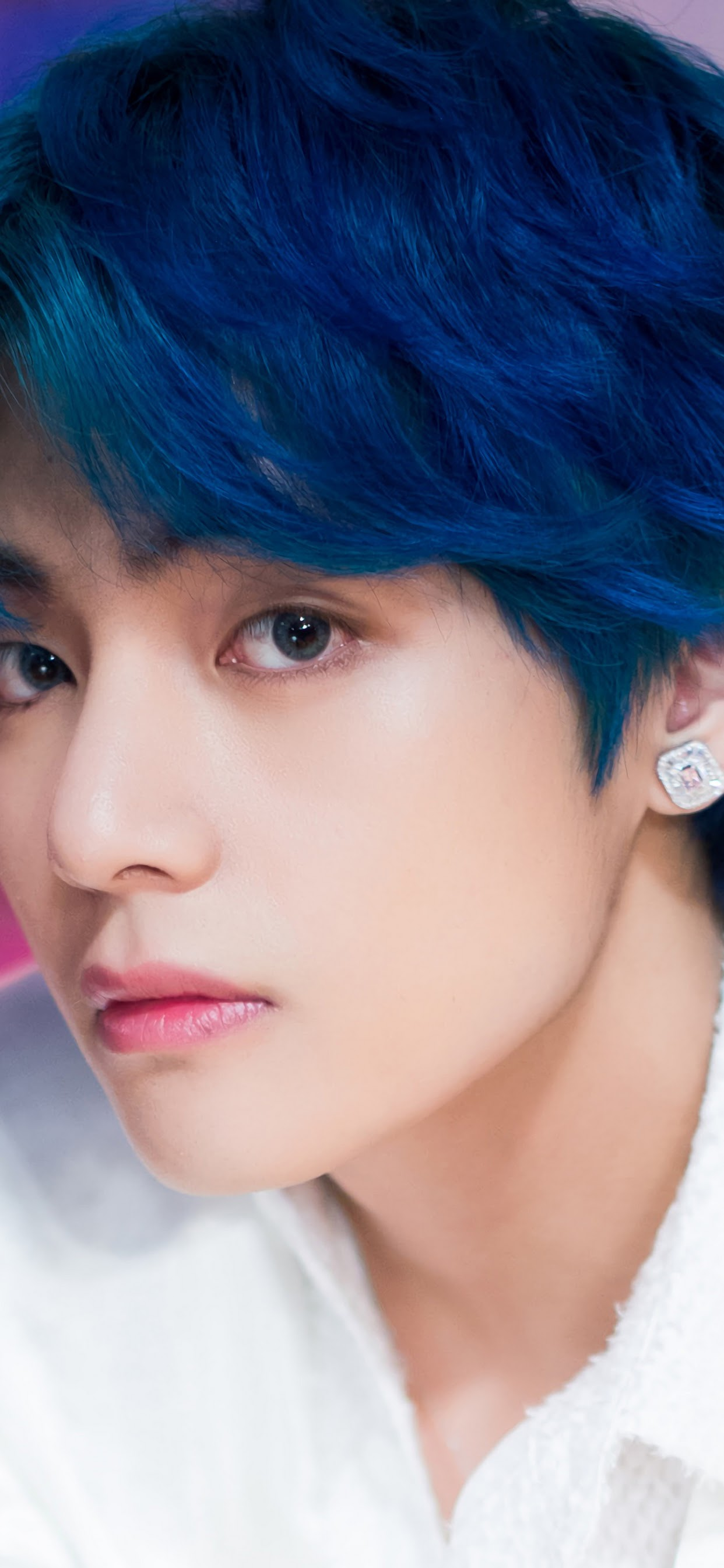 v bts boy with luv uhdpaper.com 4K 82