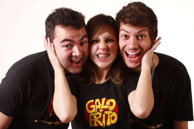 Galo Frito figura entre os maiores canais do Brasil