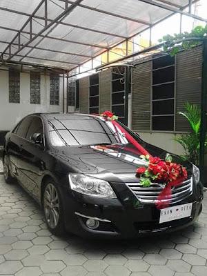 rental mobil driver