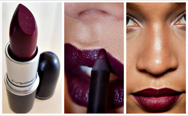 Spring 2016 Lip Colour Trends - Plums and Berries