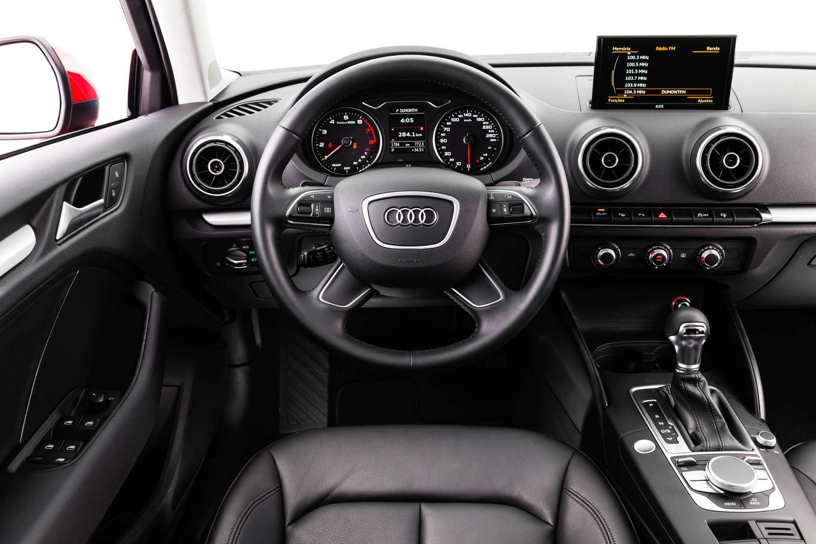 Audi A3 Sedan 2016 Flex - interior