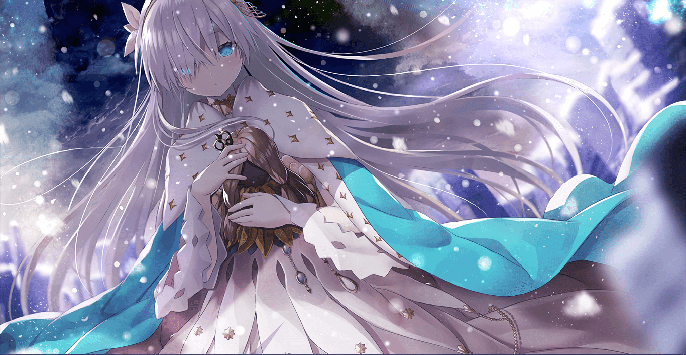 Fate/GO Anastasia [Wallpaper Engine Anime]
