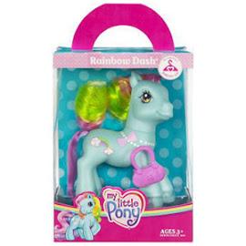 My Little Pony Rainbow Dash Core Friends G3 Pony