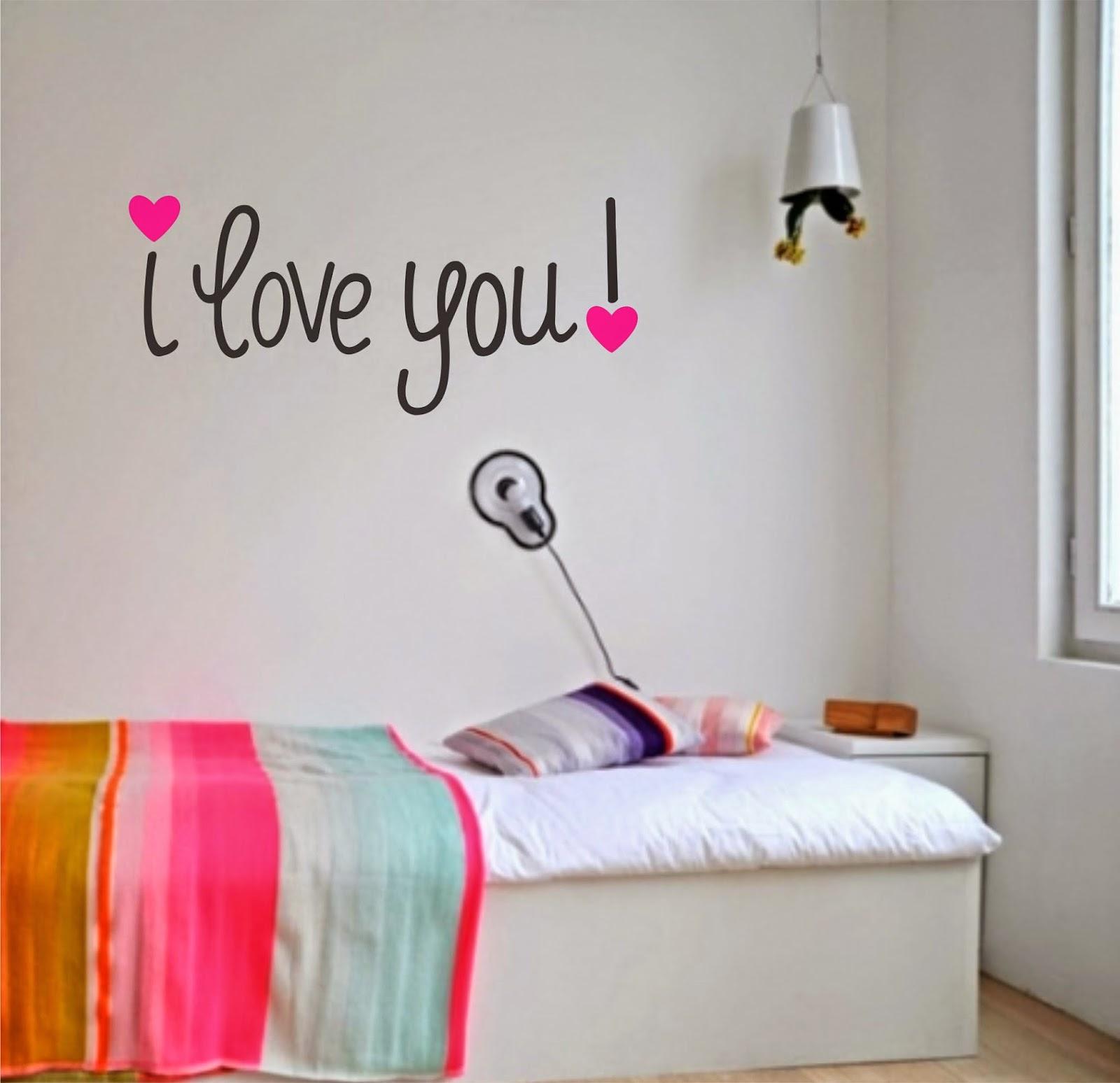 Ideias para decorar a sua casa: Quadro com frases