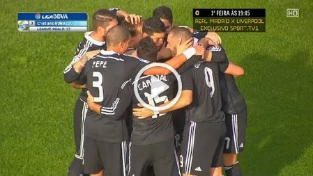 Granada 0-4 Real Madrid