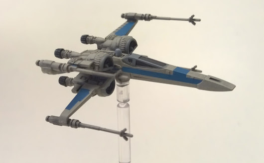 Star Wars: X-Wing The Force Awakens 2.0 Core Set review