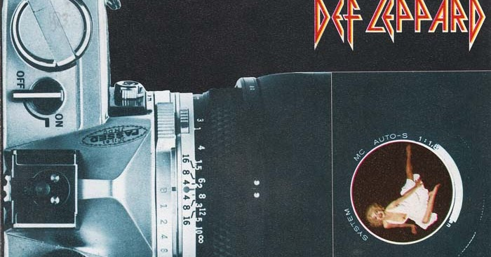 Tune Of The Day: Def Leppard - Photograph