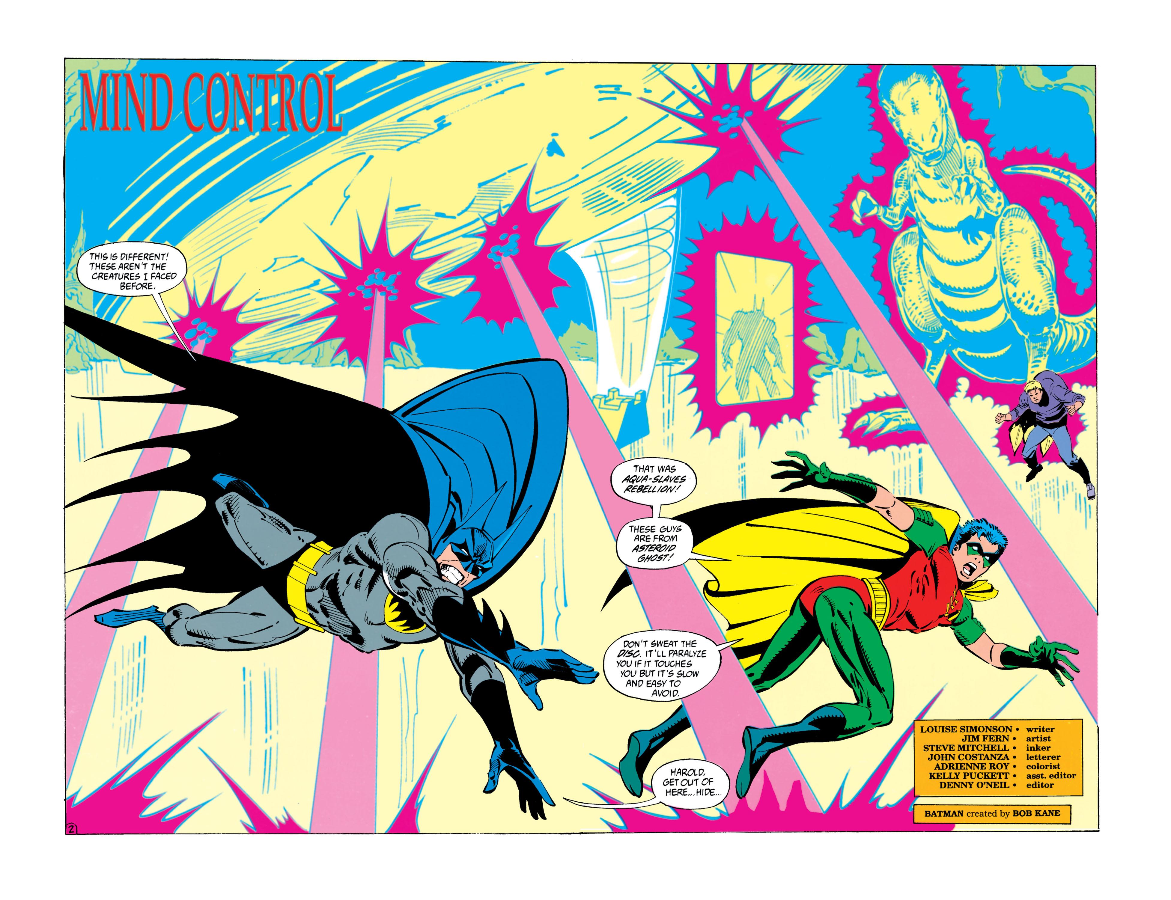 Detective Comics (1937) 636 Page 2