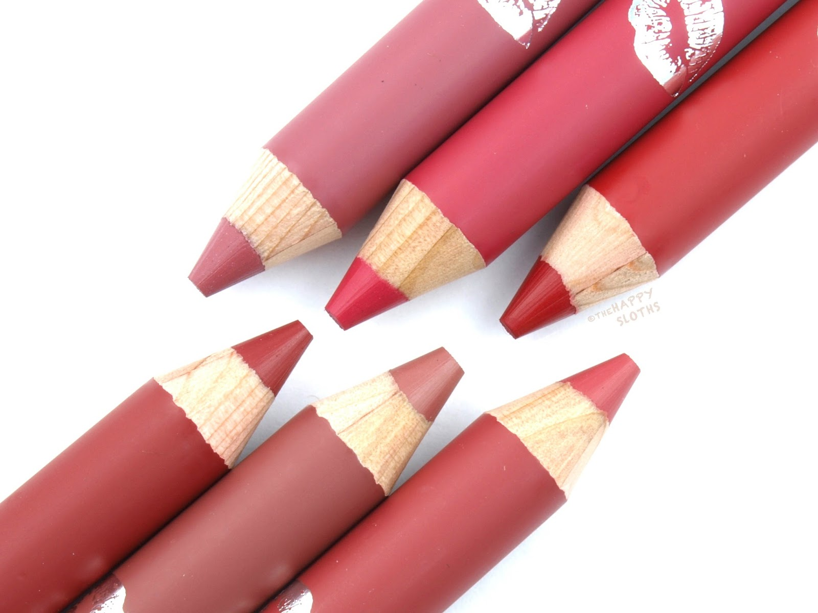 Buxom Plumpline Lip Liner: Review and Swatches