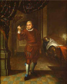 describing the character of macbeth as a tragic hero in shakespeares macbeth