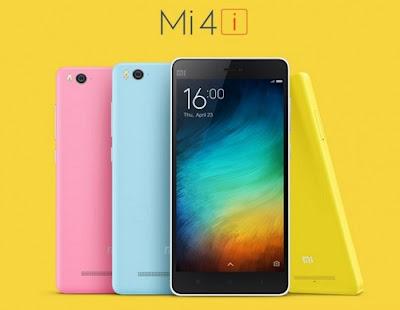 HP Android Murah Tapi Bagus Xiaomi mi 4i