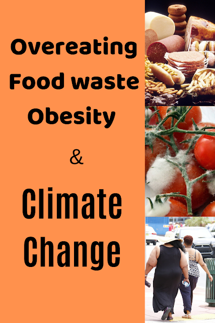 How overeating contributes to climate change