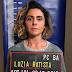 """Giovanna Antonelli brinca com terceira prisão de Luzia em """"Segundo Sol"""""""