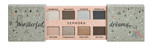 Paleta Wonderful Dreams, Sephora