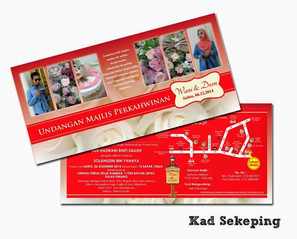 Kad Kahwin Bayan Lepas Pulau Pinang Berbagai Bekalan Rumah