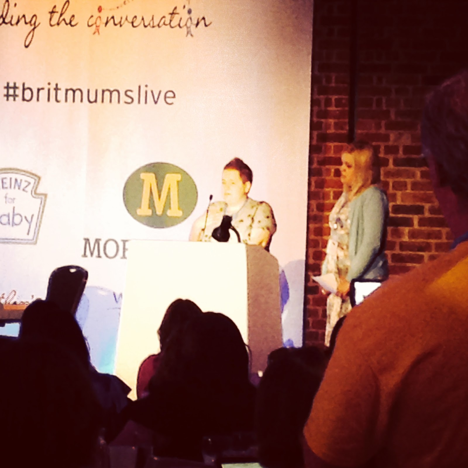Britmums Live My Two Mums