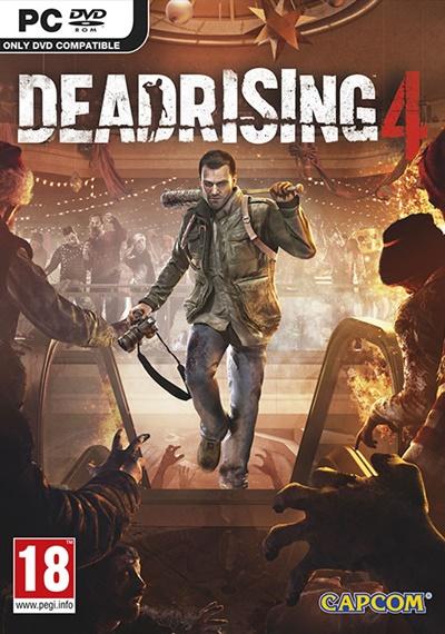 โหลดเกมส์ Dead Rising 4