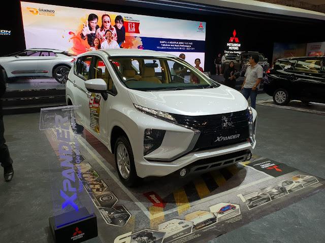 Kredit Mitsubishi Xpander Pekanbaru Riau Terbaru