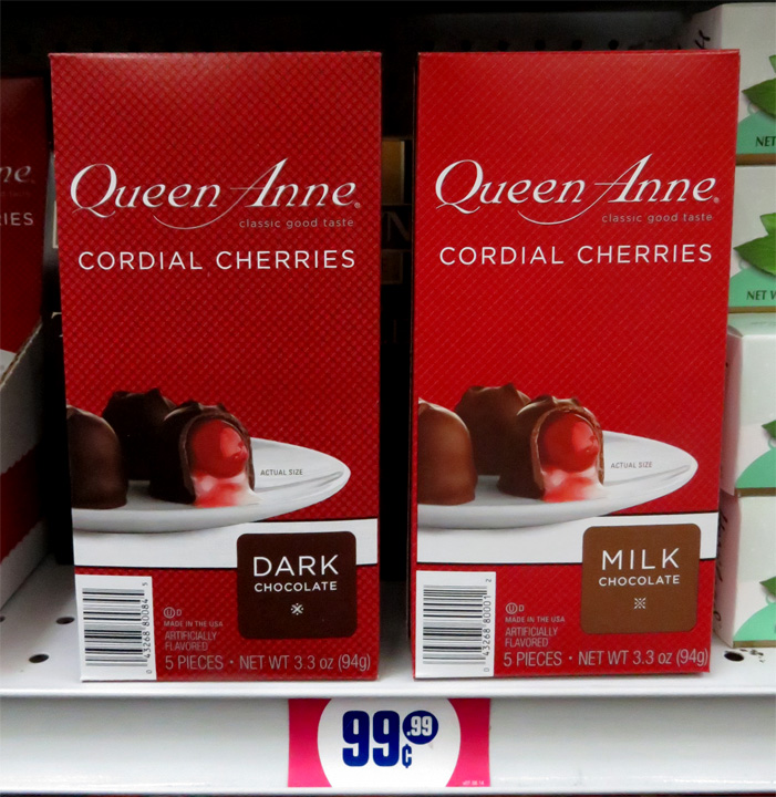 The 99 Cent Chef Chocolate Covered Cherry
