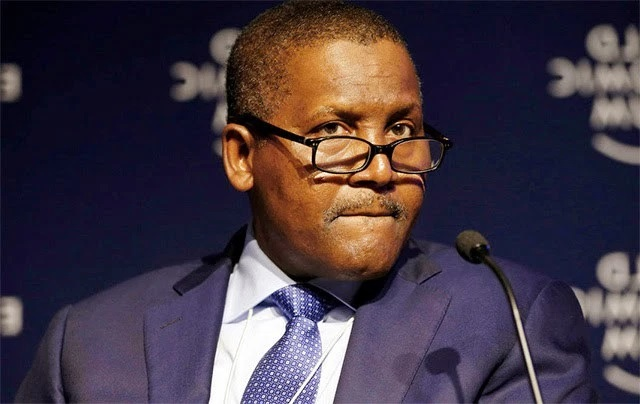 Dangote unable to pay workers' salaries