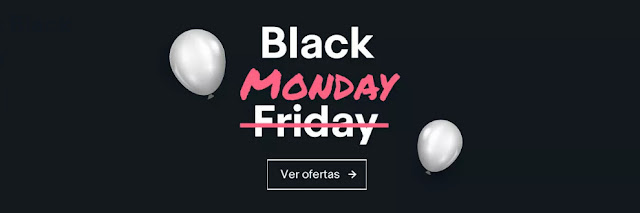 Mejores ofertas Black Monday de eBay.es