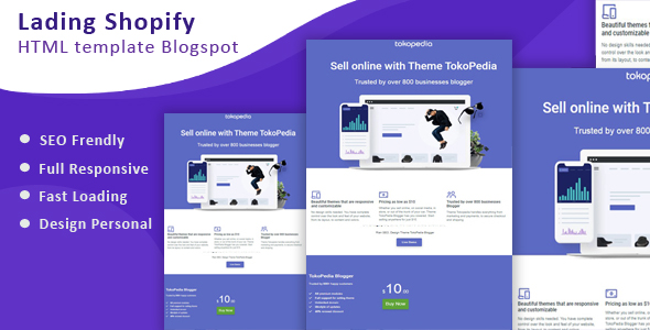 Lading Page Shopify