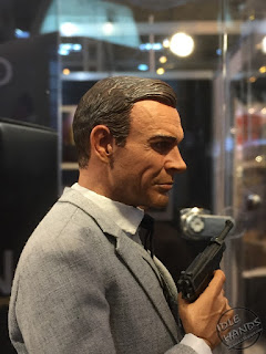 Toy Fair 2017: Big Chief Studios James Bond Goldfinger 12 inch Action Figures