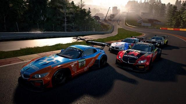 بعد إنتظار طويل أخيرا لعبة GTR 3 ستكشف عن تفاصيلها قريبا ، إليكم الموعد ..