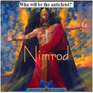 Semiramis the wife of Nimrod