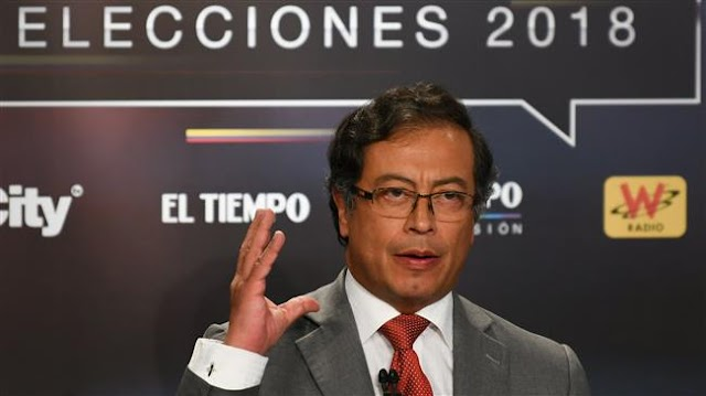 FARC deal critic to face leftist rival in Colombia's presidential runoff